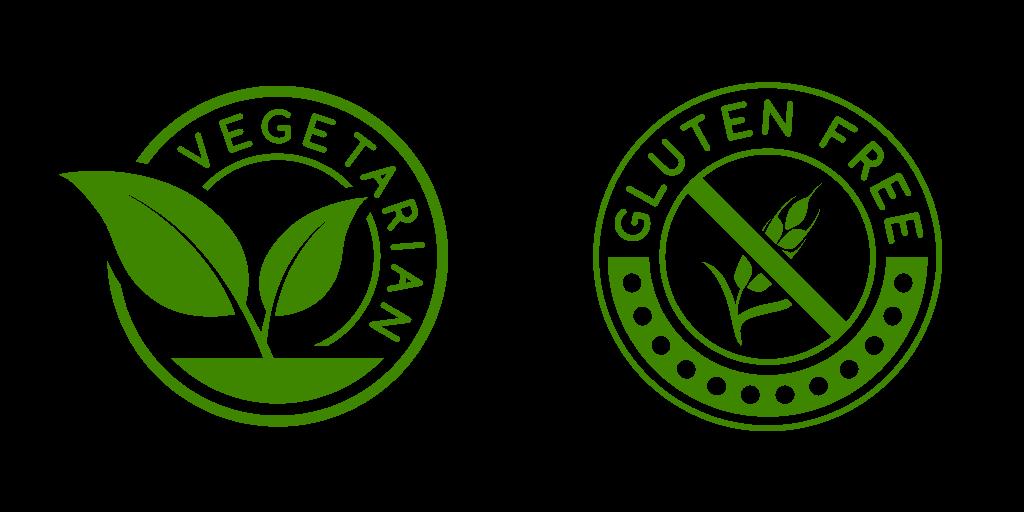 Vegetarian | Gluten Free